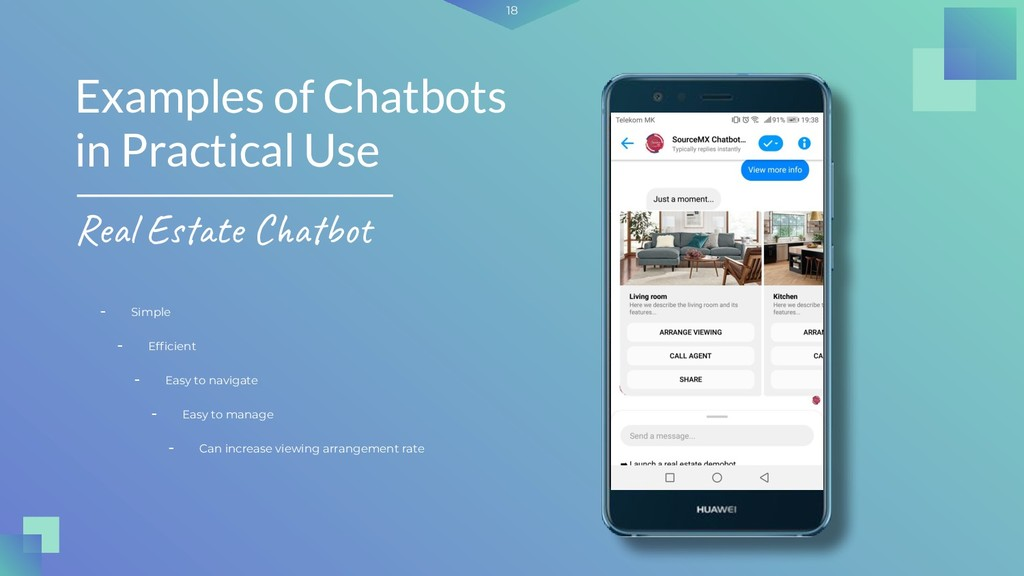 18 - Simple Examples of Chatbots in Practical U...