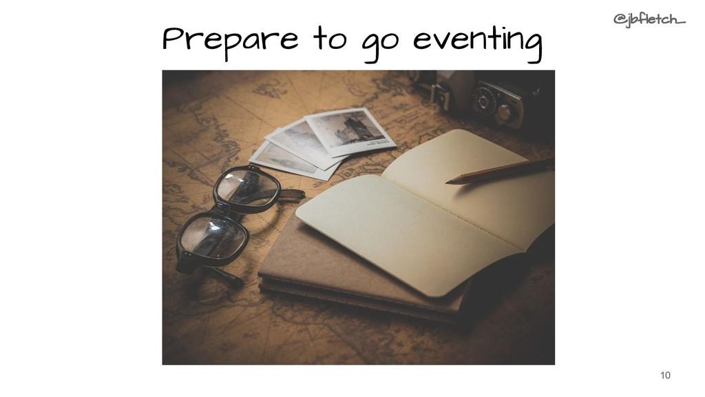 Prepare to go eventing 10 @jbfletch_