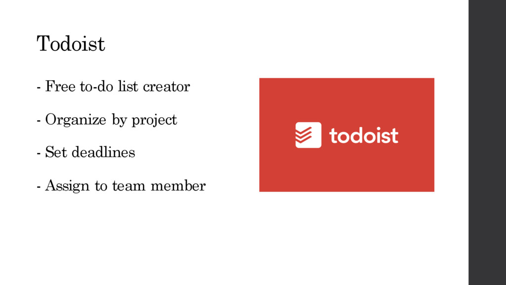 Todoist - Free to-do list creator - Organize by...