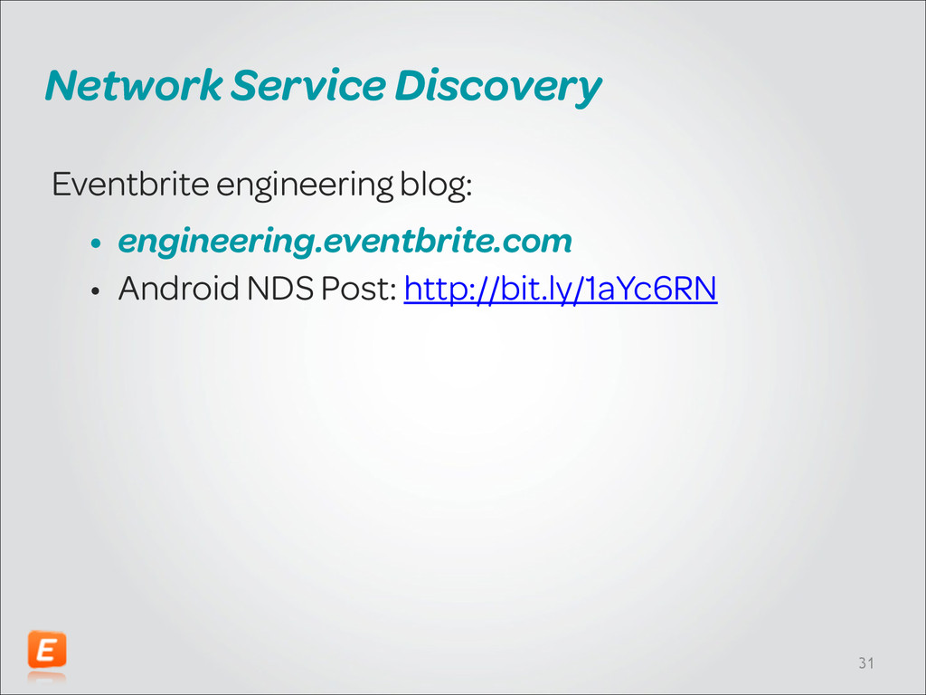 Network Service Discovery Eventbrite engineerin...