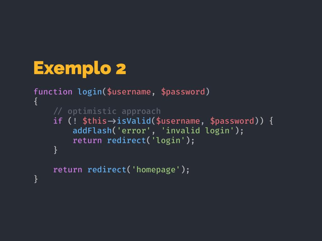 function login($username, $password) { !// opti...
