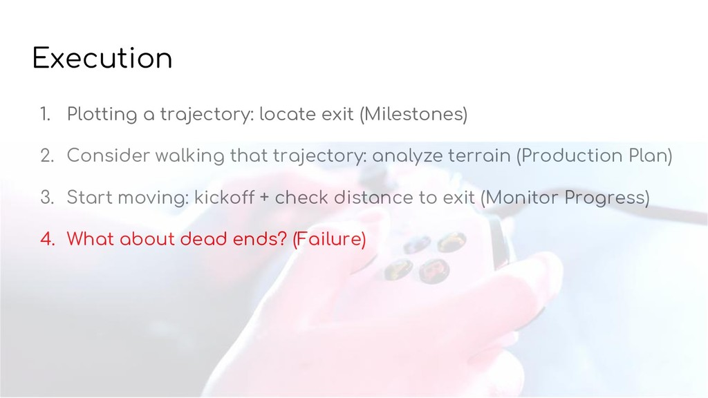 1. Plotting a trajectory: locate exit (Mileston...