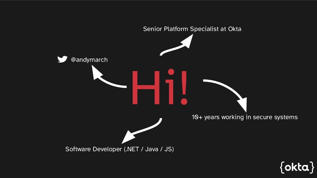 10 years working in secure systems Hi! Senior P...