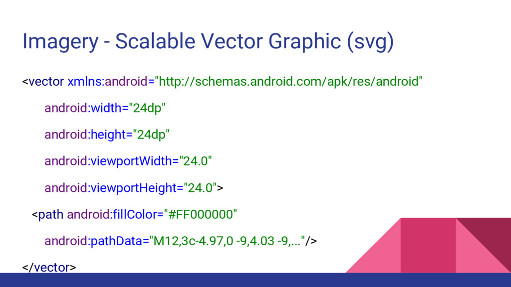 Imagery - Scalable Vector Graphic (svg) <vector...