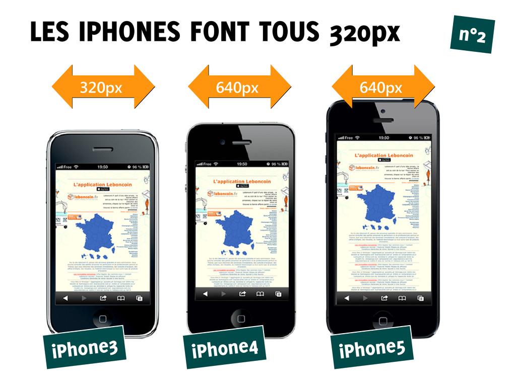 LES IPHONES FONT TOUS 320px n°2 iPhone3 iPhone4...