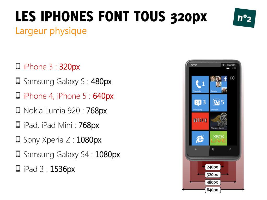 LES IPHONES FONT TOUS 320px n°2 Largeur physiqu...