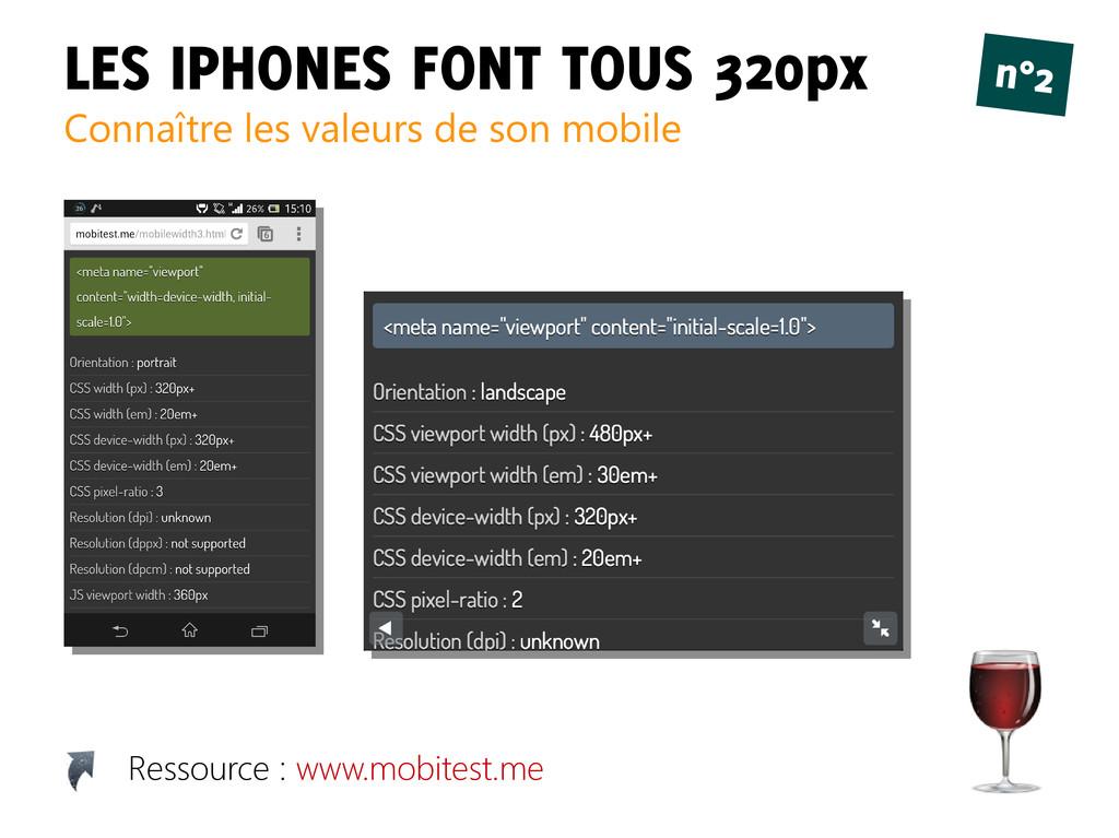 LES IPHONES FONT TOUS 320px n°2 Connaître les v...