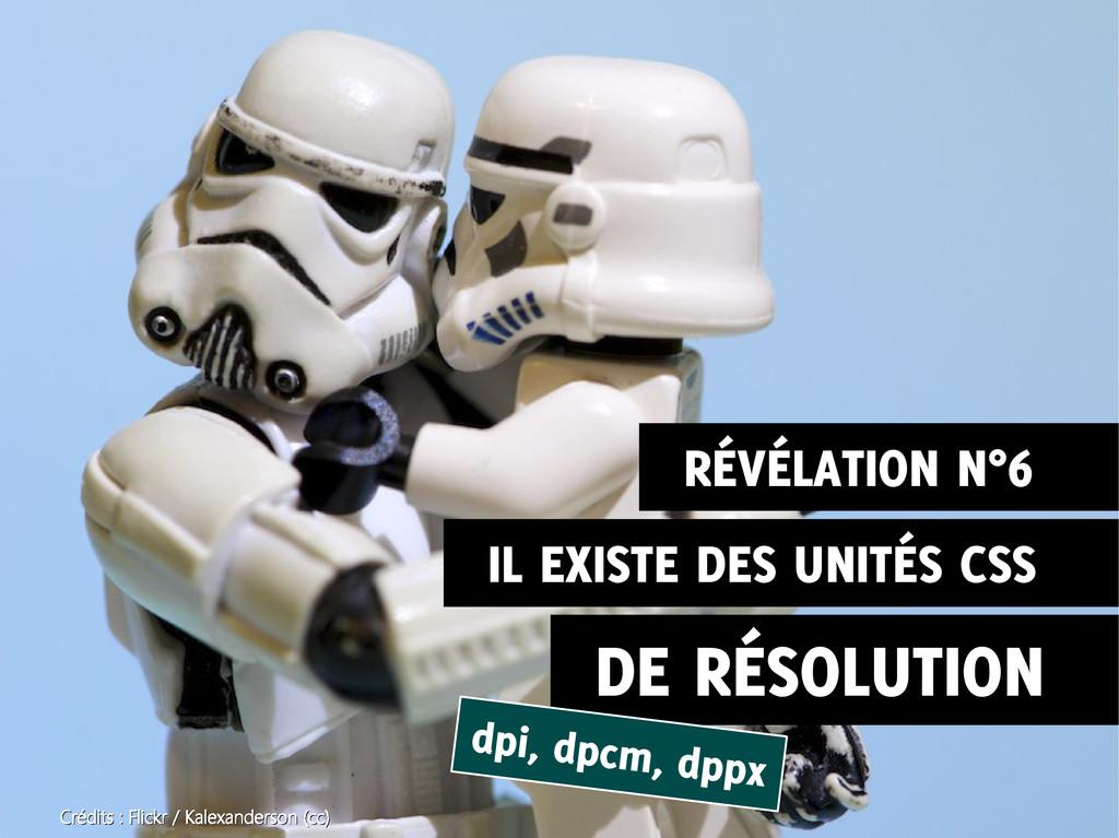 IL EXISTE DES UNITÉS CSS DE RÉSOLUTION RÉVÉLATI...