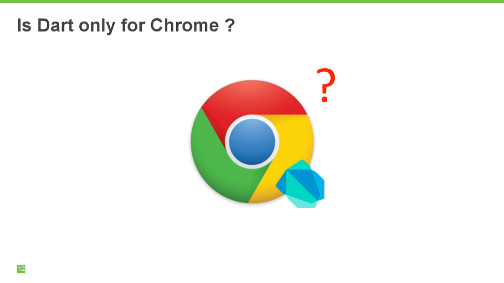 12 Is Dart only for Chrome ? ?
