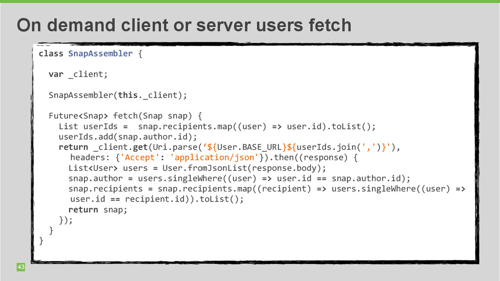 43 On demand client or server users fetch class...
