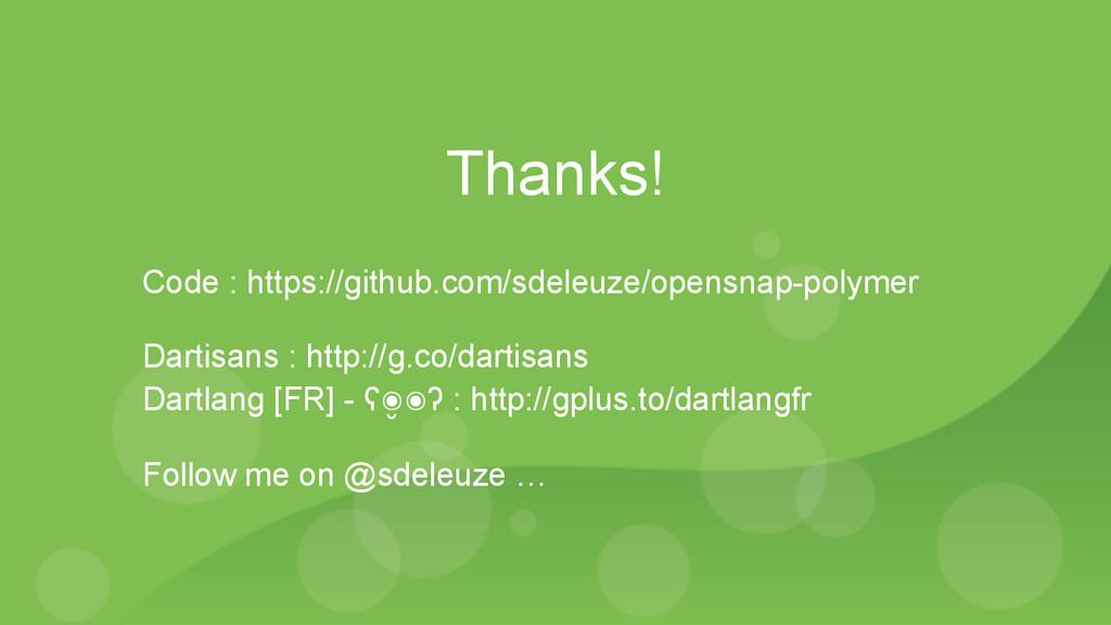 Thanks! Code : https://github.com/sdeleuze/open...