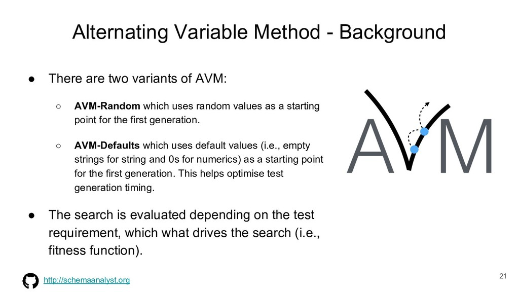 ● There are two variants of AVM: ○ AVM-Random w...