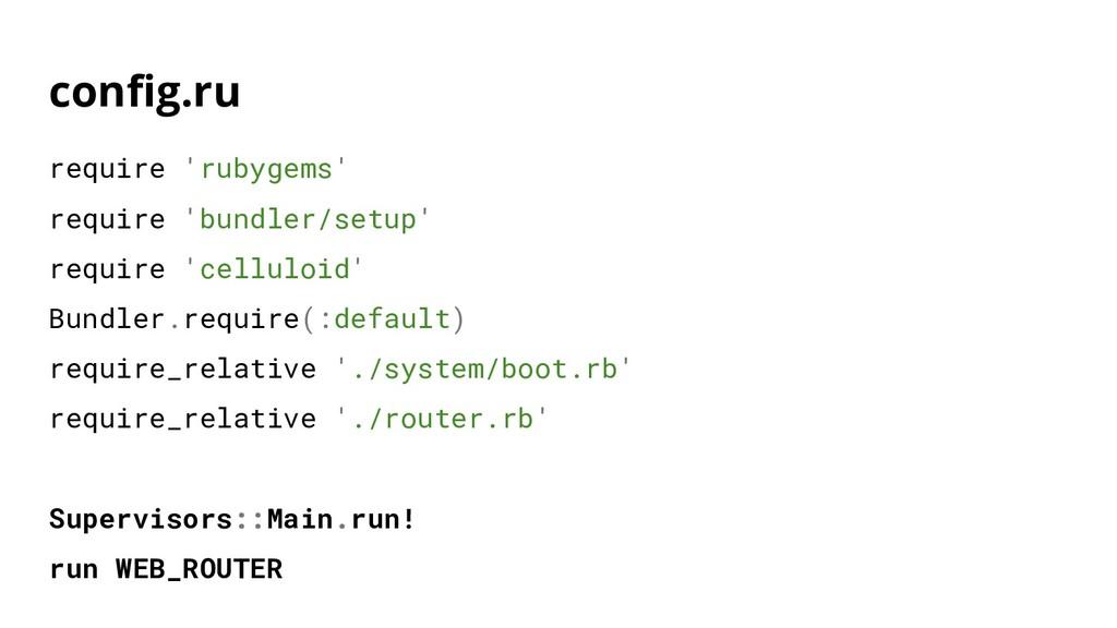 config.ru require 'rubygems' require 'bundler/s...