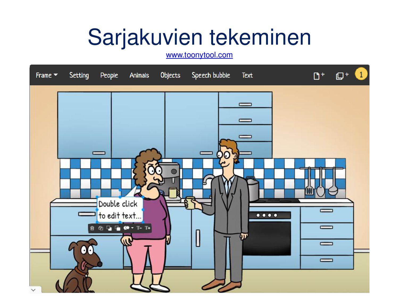 Verkossa täytettävä sanaristikko www.classtools...