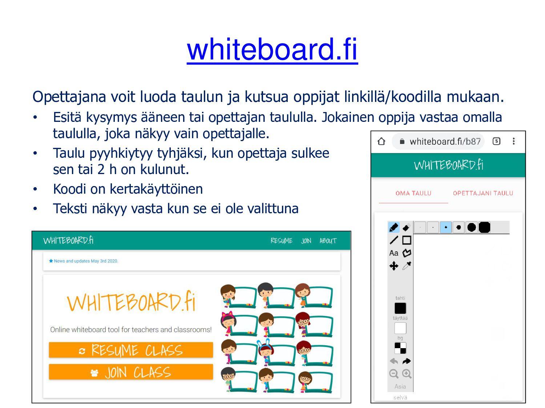 Ryhmien muodostaminen www.transum.org/software/...