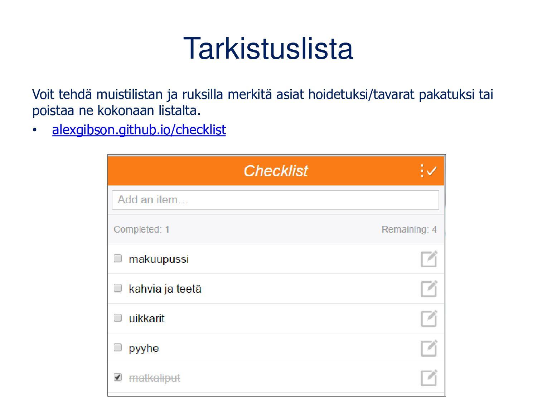 Tee kuvia ja pieniä animaatioita omalla tekstil...