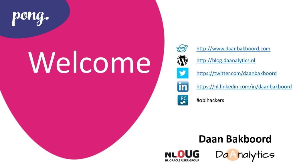 Welcome Daan Bakboord http://www.daanbakboord.c...