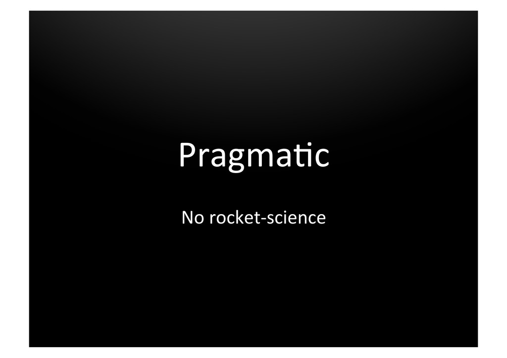 Pragma'c	