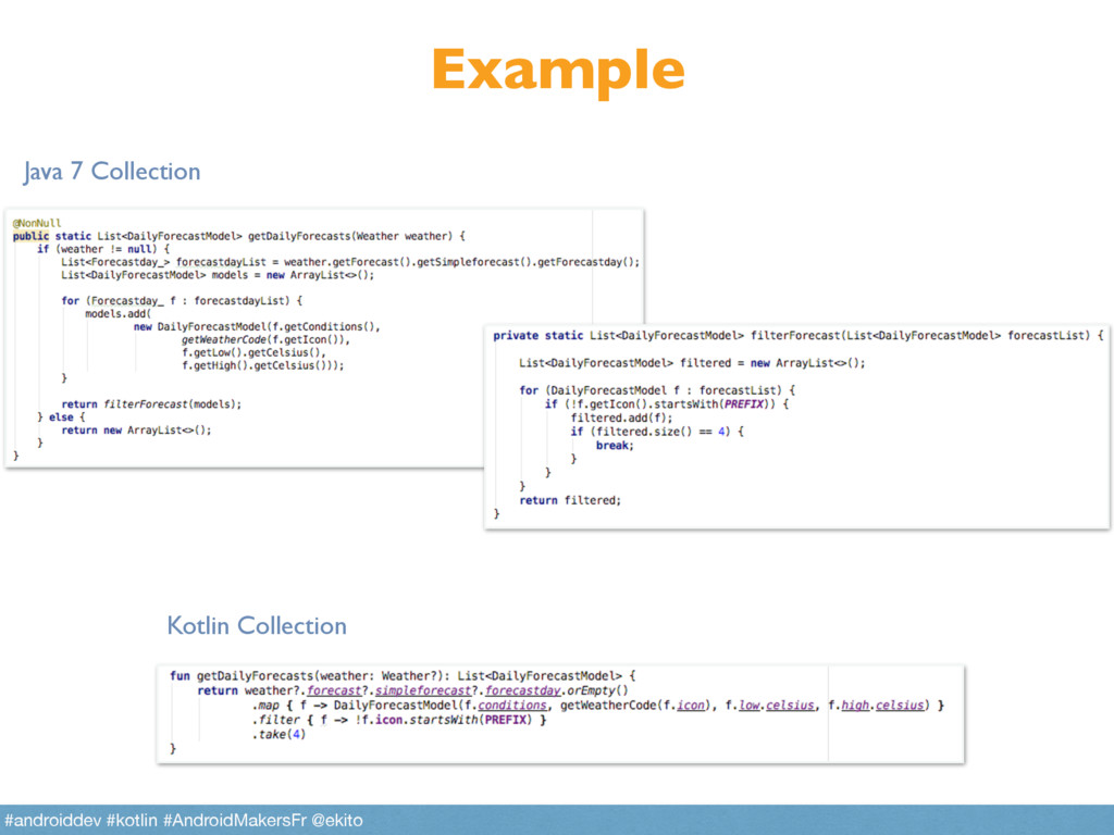 Example Kotlin Collection Java 7 Collection #an...
