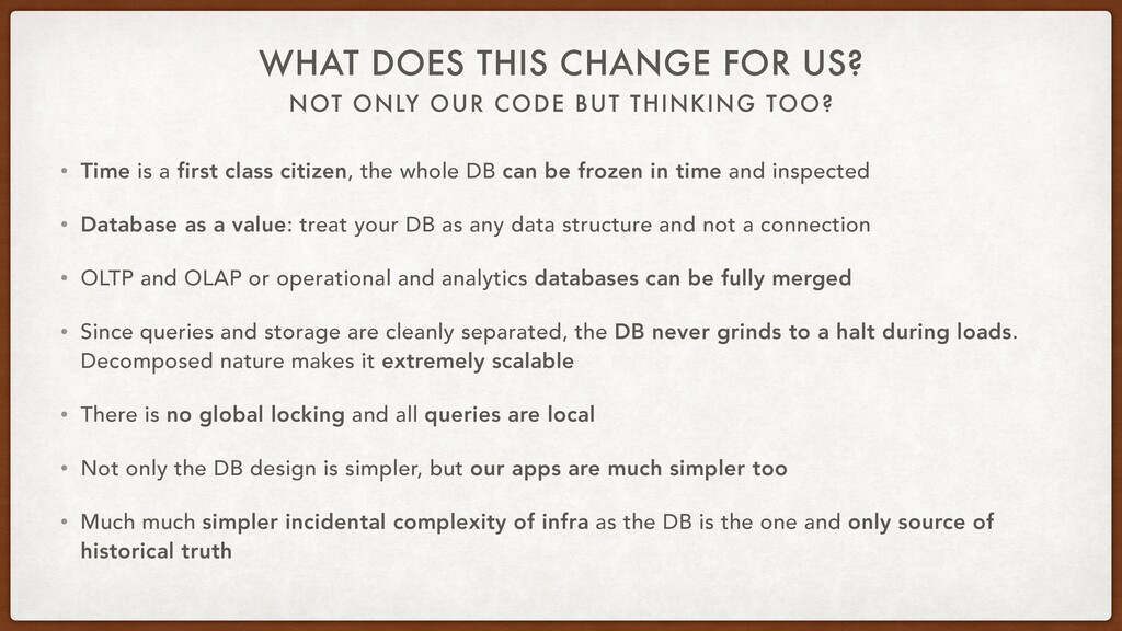NOT ONLY OUR CODE BUT THINKING TOO? WHAT DOES T...