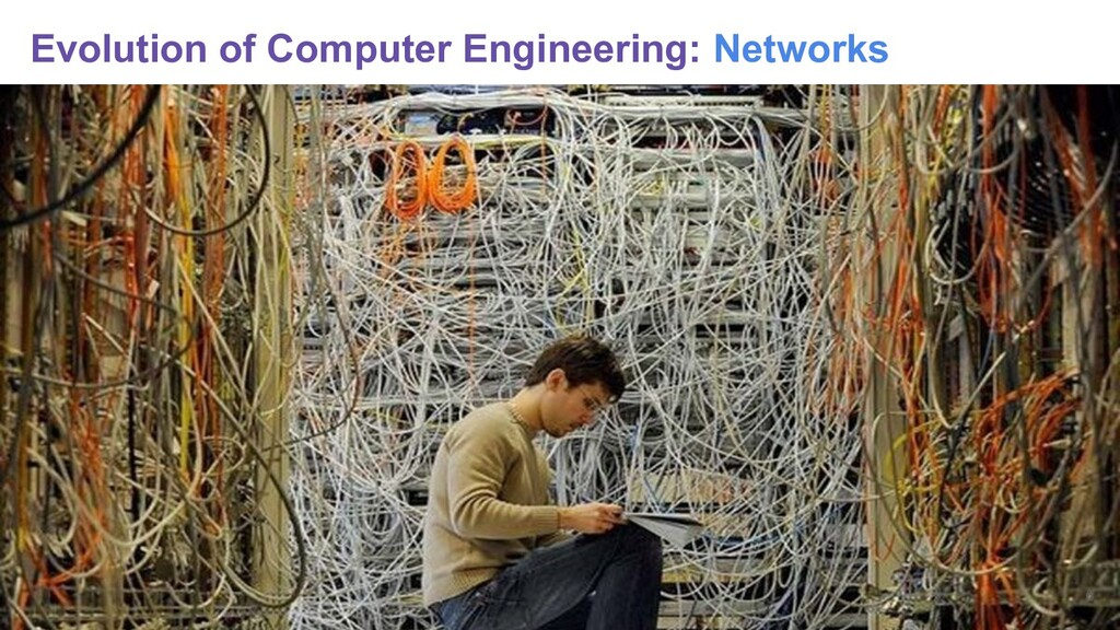 Evolution of Computer Engineering: Networks 6