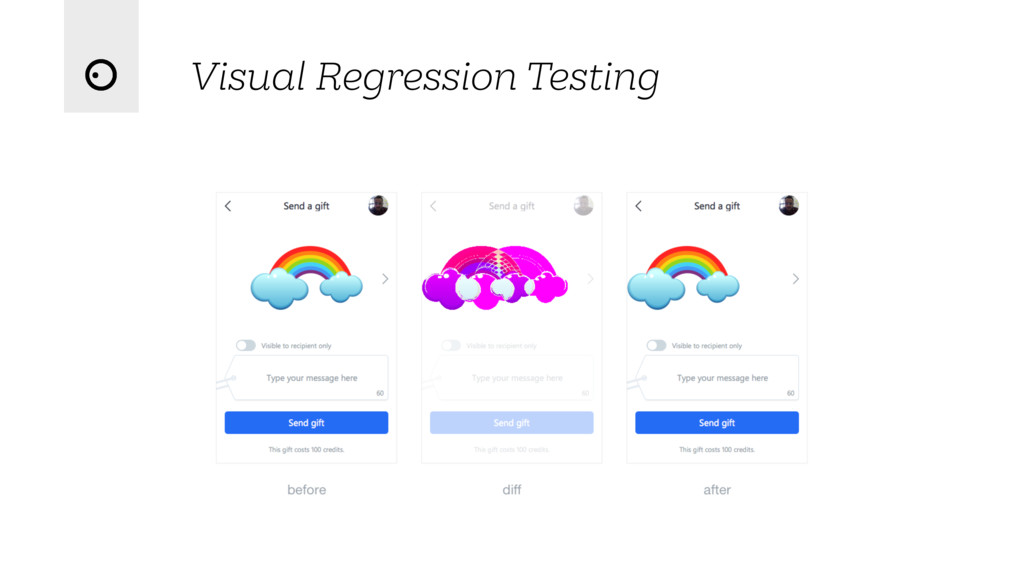 Visual Regression Testing