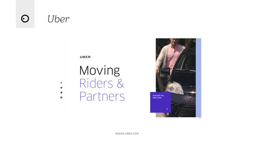 Uber brand.uber.com