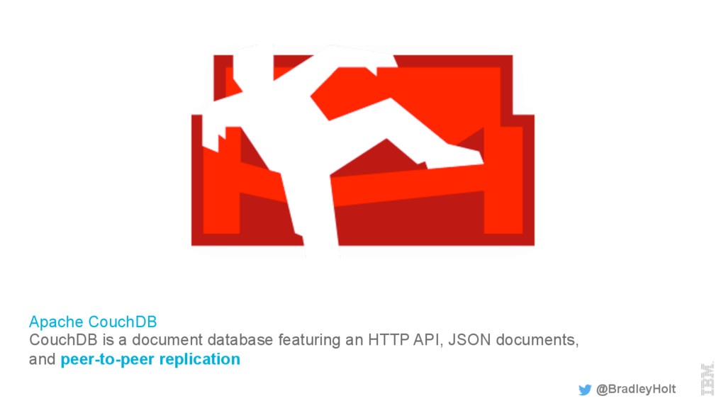 Apache CouchDB CouchDB is a document database f...
