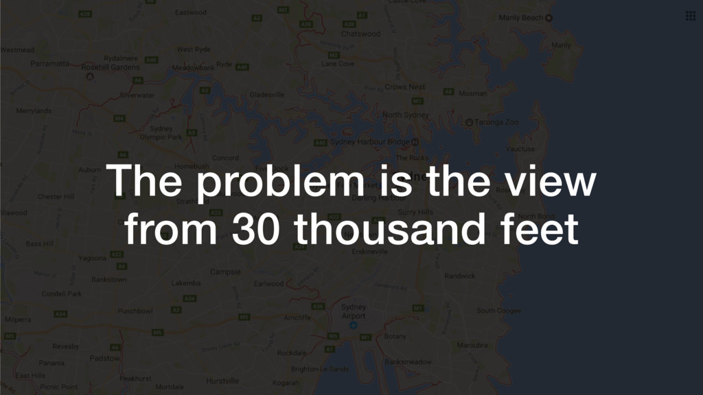 @benholliday #govdesign The problem is the view...