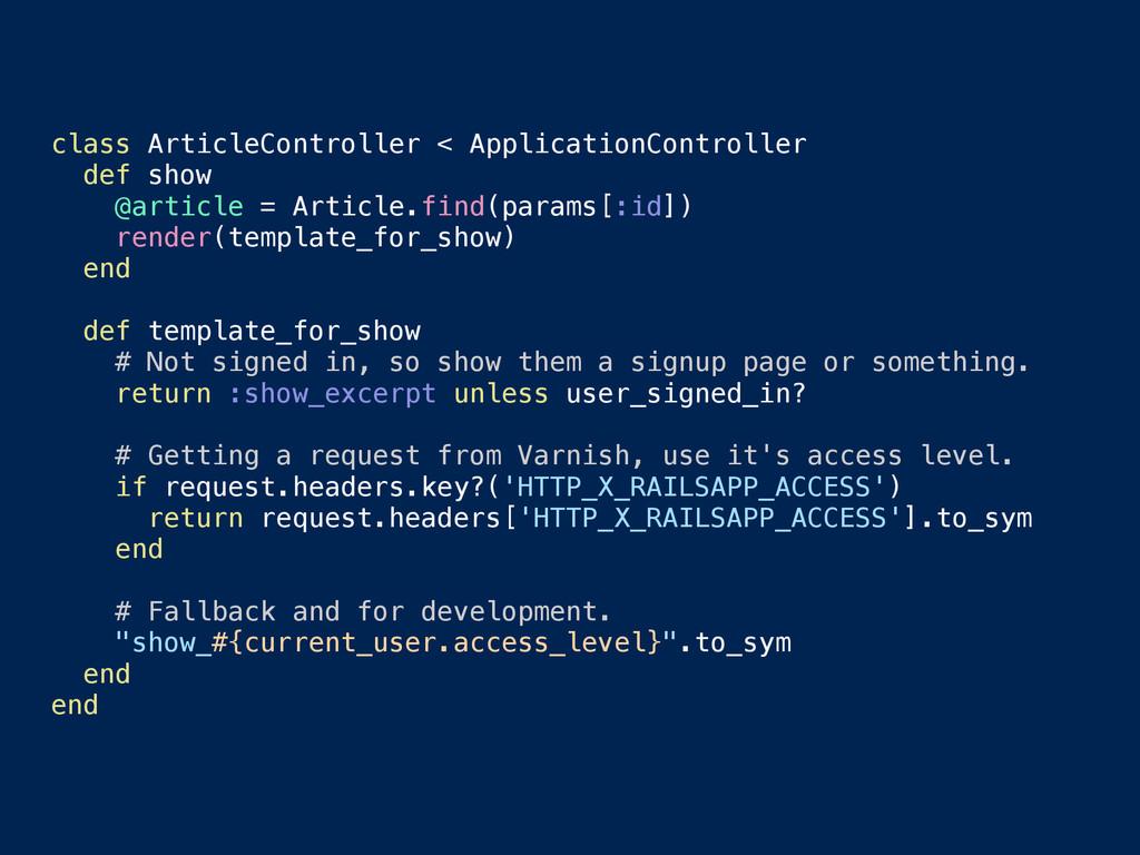 class ArticleController < ApplicationController...