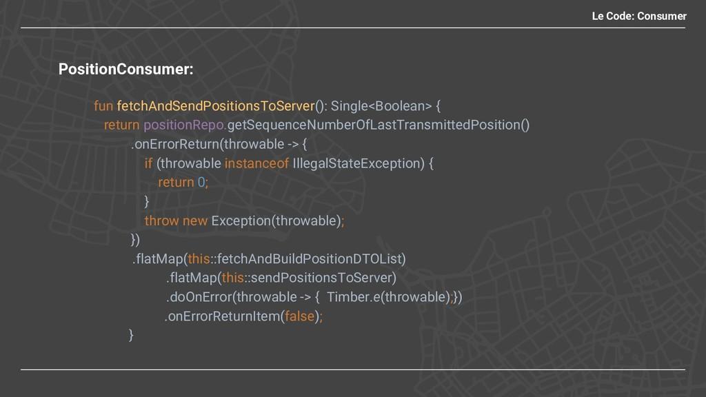 Le Code: Consumer PositionConsumer: fun fetchAn...