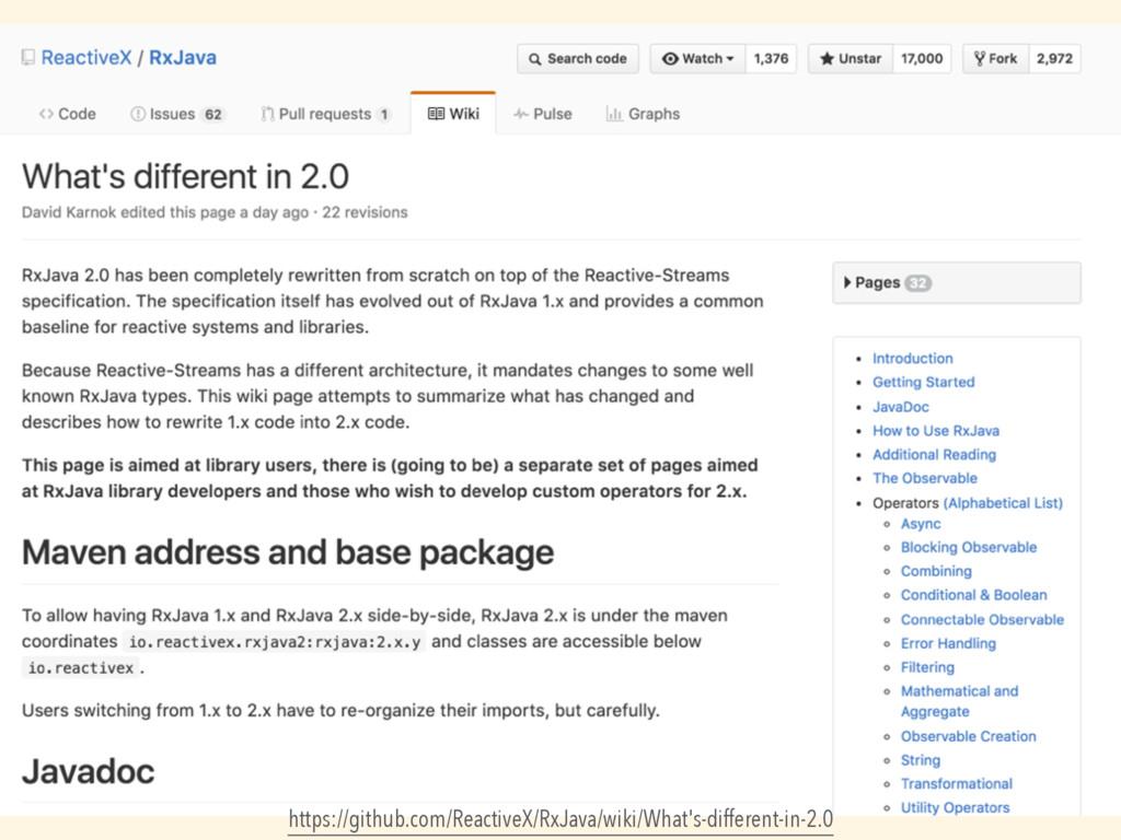 https://github.com/ReactiveX/RxJava/wiki/What's...