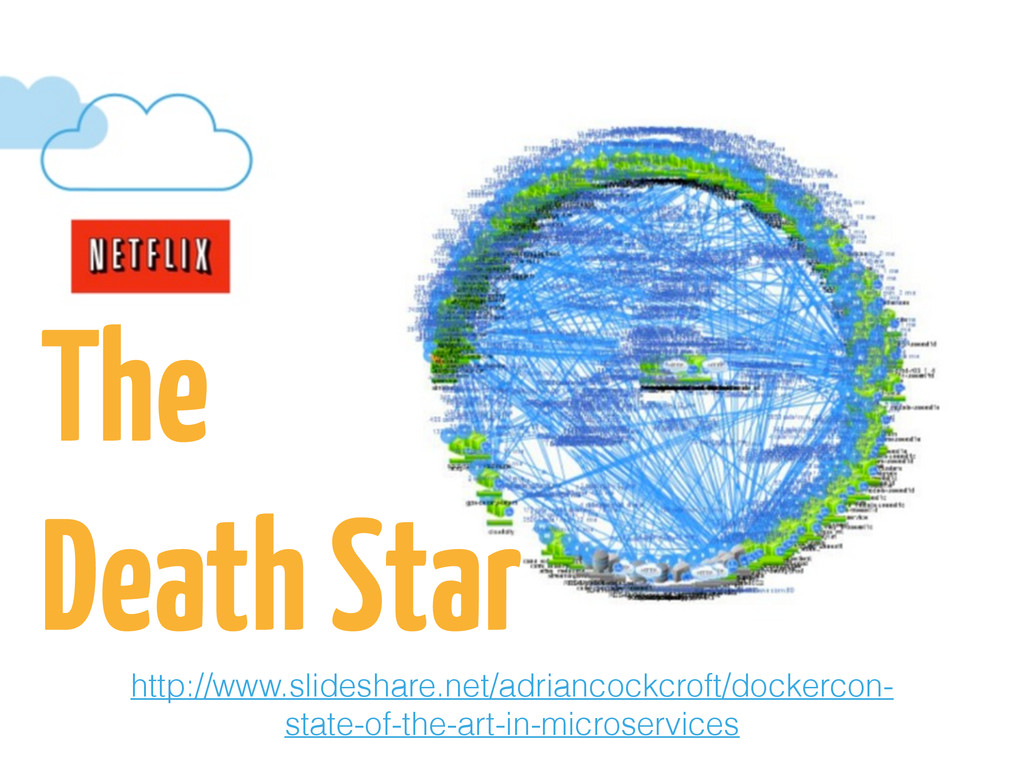 The Death Star http://www.slideshare.net/adrian...