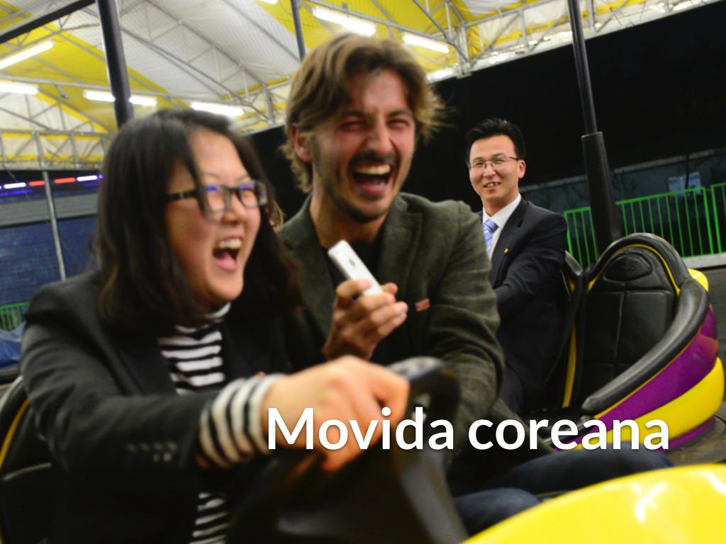 Movida coreana
