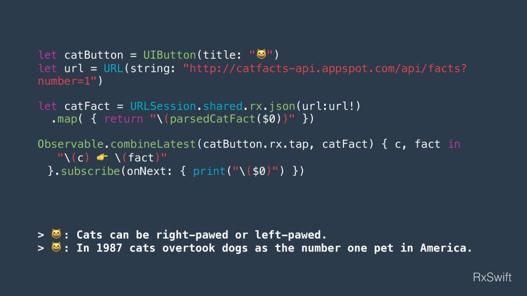 """let catButton = UIButton(title: """""""") let url = U..."""