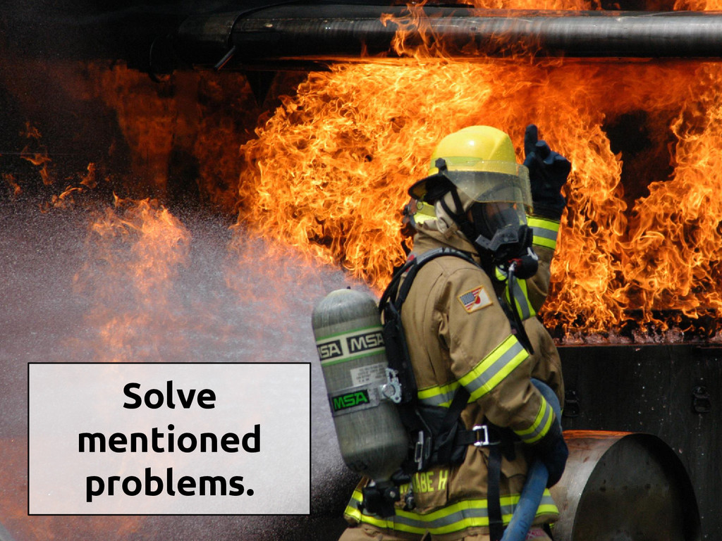 Solve mentioned problems.