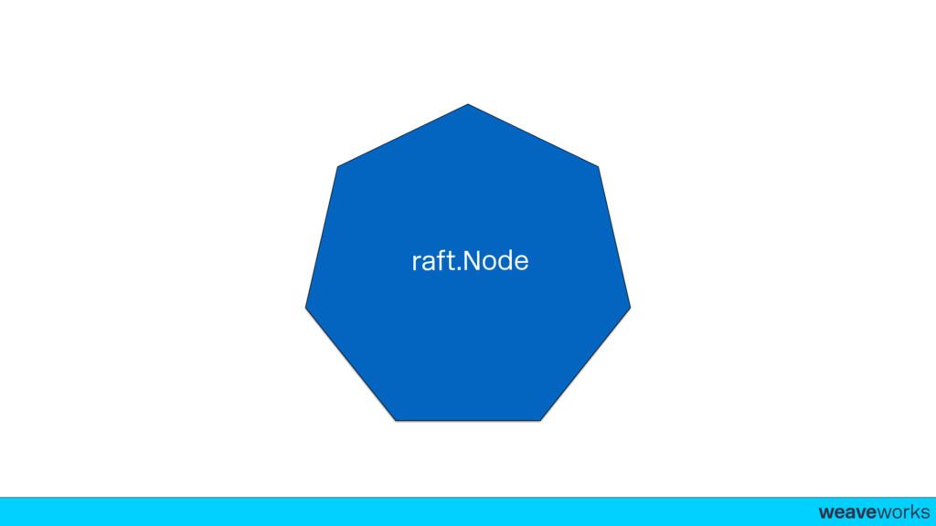 weaveworks- raft.Node