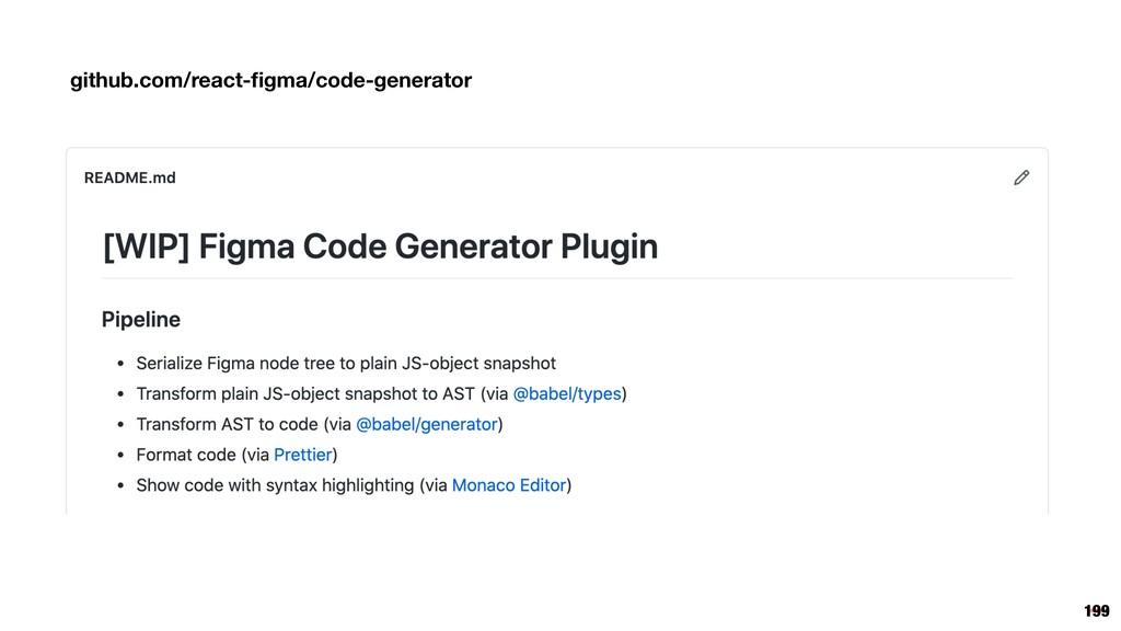 199 github.com/react-figma/code-generator