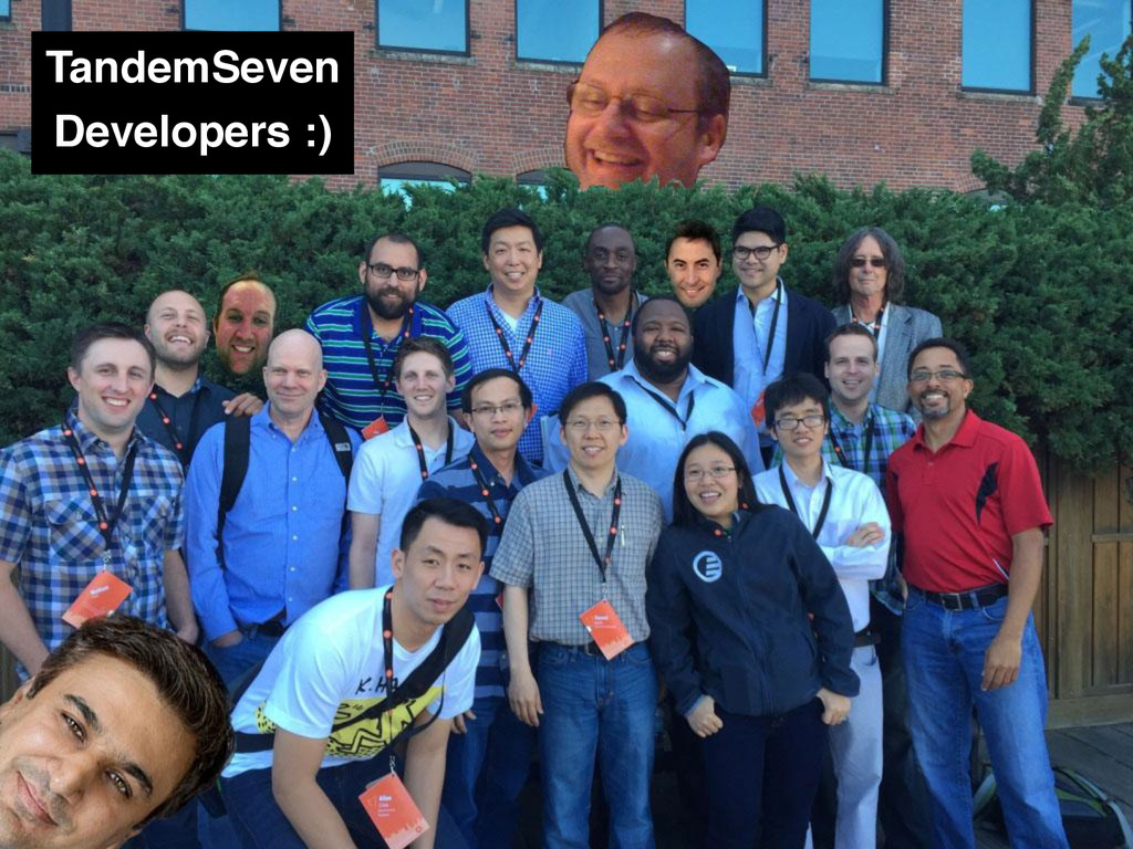 ! TandemSeven! Developers :) !