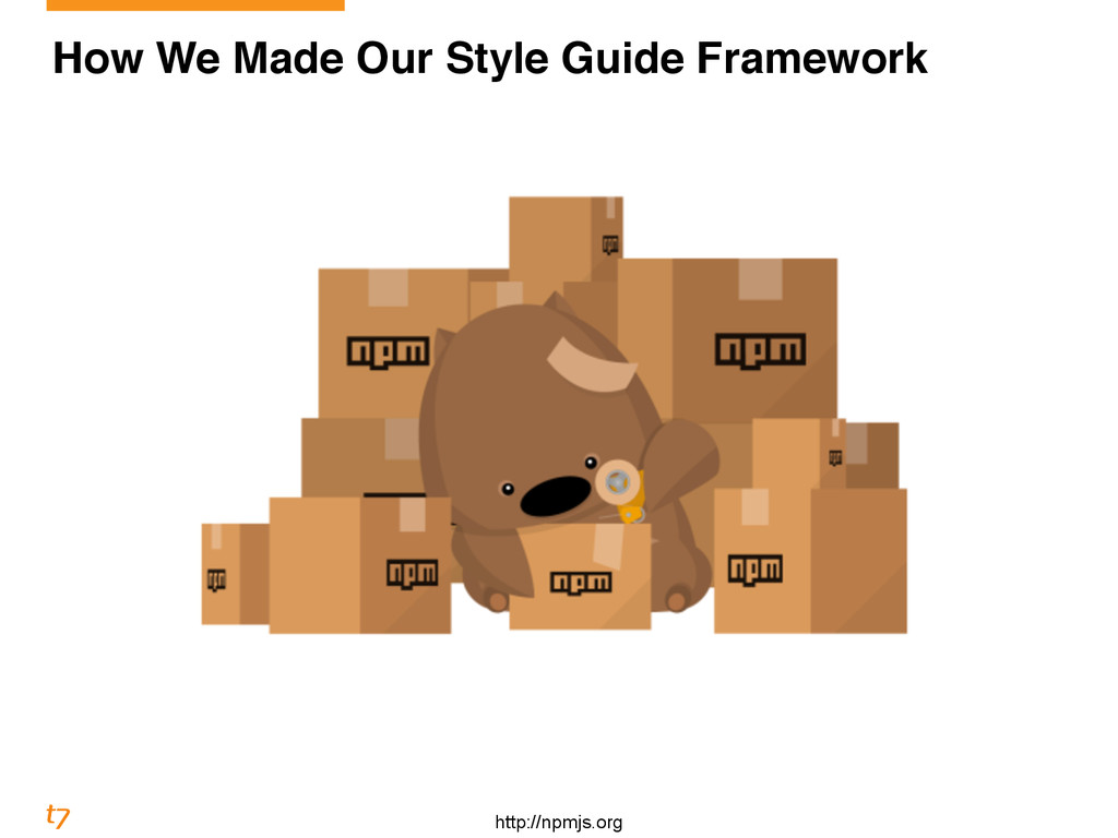 How We Made Our Style Guide Framework http://np...