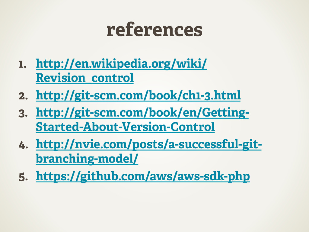 references 1.  http://en.wikipedia.org/wiki/ Re...
