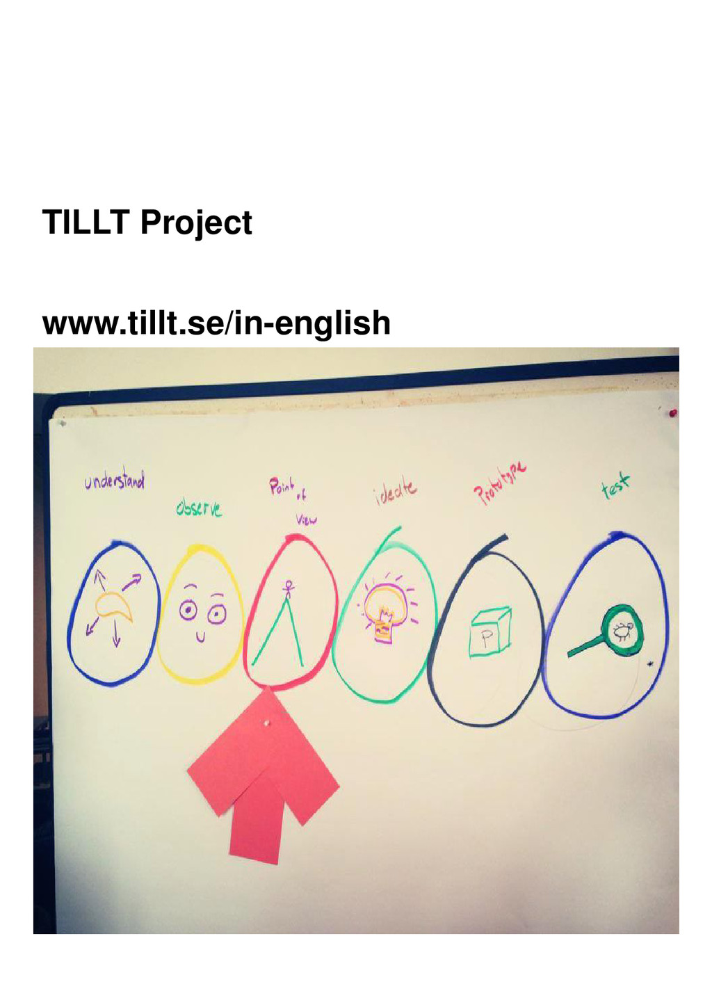 TILLT Project www.tillt.se/in-english