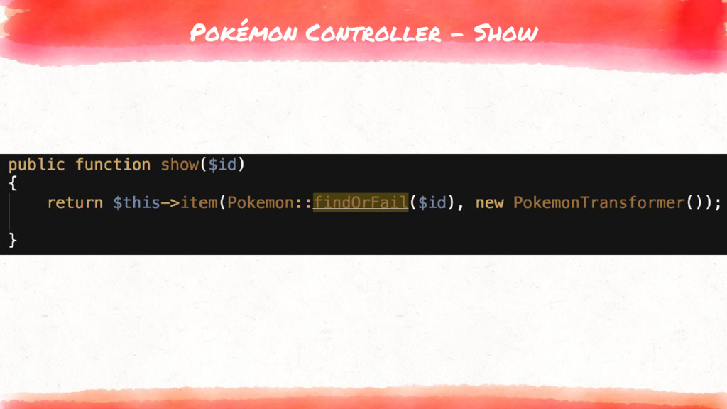 Pokémon Controller - Show