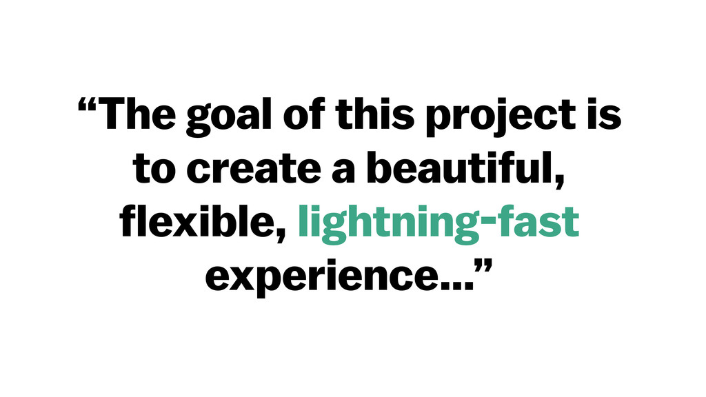 """The goal of this project is to create a beauti..."