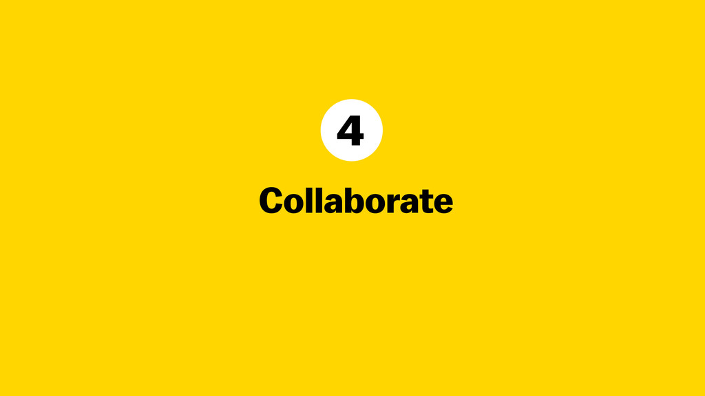 Collaborate 4