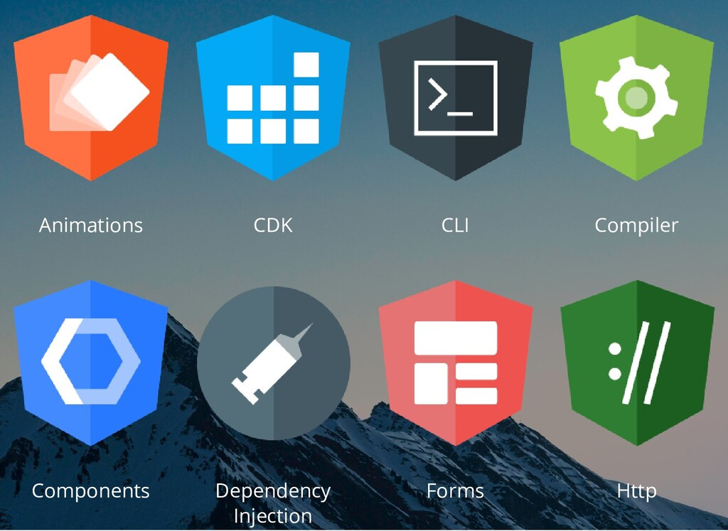 Animations CDK CLI Compiler Components Dependen...