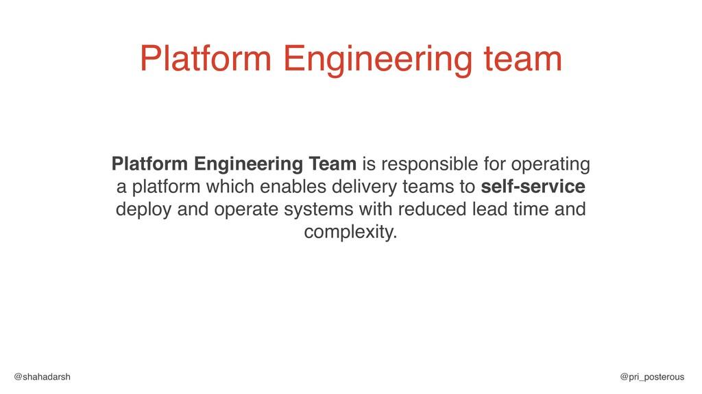@shahadarsh @pri_posterous Platform Engineering...