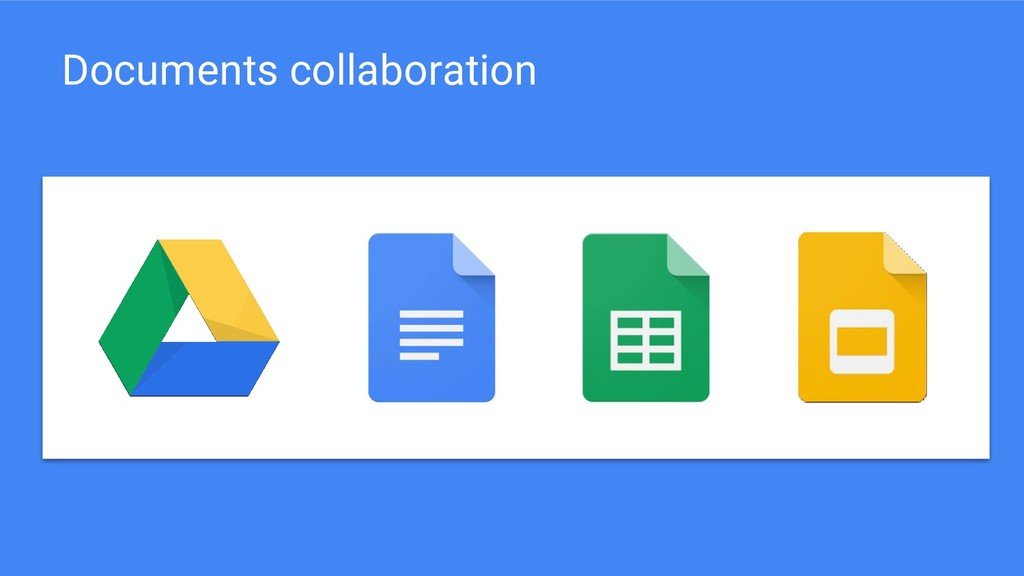 Documents collaboration