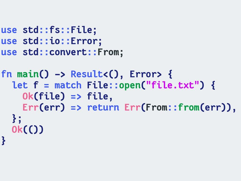 use std::fs::File; use std::io::Error; use std:...