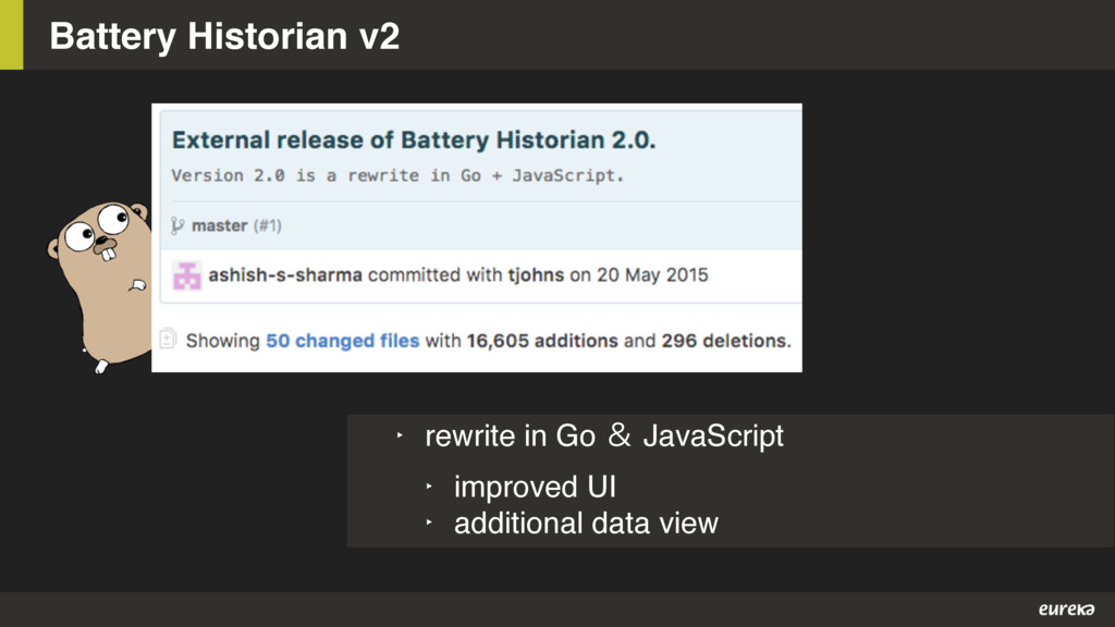 Battery Historian v2 ‣ rewrite in Go ˍ JavaScri...